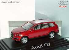 1:87 audi q7 4.7 fsi quattro 4l granate rojo Red-Dealer-Edition-Wiking