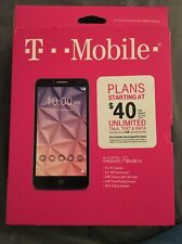 """T-Mobile Alcatel Onetouch Fierce XL No Contract Smartphone 5.5"""" HD Touchscreen"""