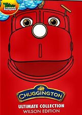 NEW DVD // TREEHOUSE - CHUGGINGTON ULTIMATE COLLECTION - WILSON EDITION  2+HOURS