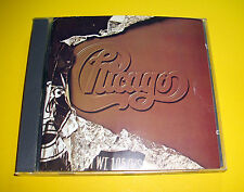 "CD "" CHICAGO - X "" 11 SONGS (IF YOU LEAVE ME NOW)"