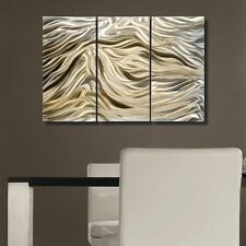 Abstract Metal Wall Art Contemporary  Decor - Divine by Metal By Jon Allen