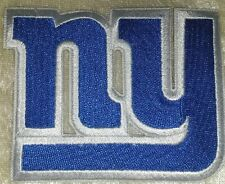 "New York Giants NFL NY 3."" Iron On Embroidered Patch ~USA Seller~FREE Ship!!"