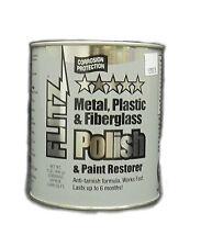 Flitz Metal, Plastic, Fiberglass Polish & Paint Restorer, 2 lbs. 137075