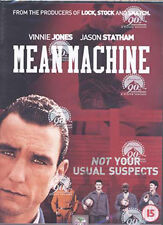 MEAN MACHINE - DVD - REGION 2 UK