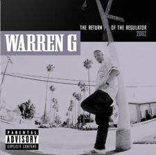 Warren G - Return of the Regulator [New CD] Explicit