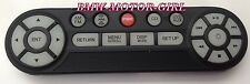 2009 HONDA ODYSSEY REAR DVD VIDEO ENTERTAINMENT REMOTE CONTROL
