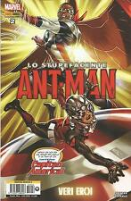 Lo Stupefacente Ant-Man N° 2 - Marvel Heroes 6 - ITALIANO NUOVO