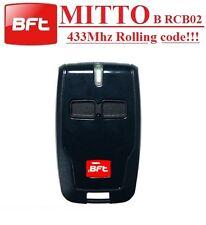 BFT MITTO2 B RCB02 Handsender, 2-Befehl, Neue Version der Handsender BFT Mitto 2