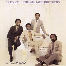 Williams Brothers - Blessed - New Factory Sealed CD