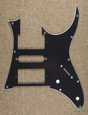 (B20) 3 Ply Quality Guitar Pick Guard for Ibanez RG 350 DX ,BLACK