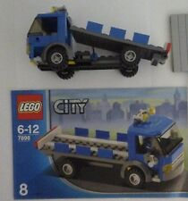 Lego City treno, camion scalo merci,  7898 (no 7936 7938 60052)