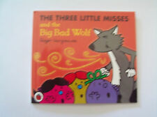The Three Little Misses and the Big Bad Wolf BRAND NEW Mr Men & Little Miss book