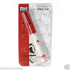 JAPAN SUN-STAR STICKYLE SANRIO HELLO KITTY HEART PEN-STYLE PORTABLE SCISSORS