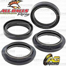 All Balls Fork Oil & Dust Seals Kit For Triumph Tiger 900 1995 95 Motorcycle