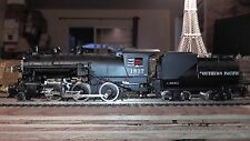 HO Brass Key Imports SP 2-6-0 Mogul Class Pro Paint Southern Pacific Lines Video