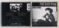 Cd PATTI SMITH GROUP Radio Ethiopia - OTTIMO 1996 Arista BMG