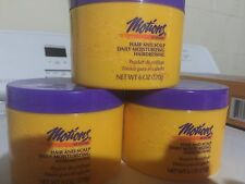 Motions Hair And Scalp Daily Moisturizing Hairdress. ( 3 Jars)
