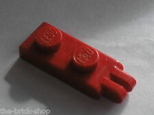 LEGO red hinge plate ref 4276a / Set 1972 6621 &  7824  Train Station