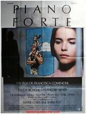 PIANOFORTE Affiche Cinéma Movie Poster Francesca Comencini