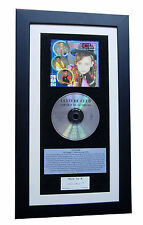 CULTURE CLUB Colour Numbers CLASSIC CD Album TOP QUALITY FRAMED+FAST GLOBAL SHIP