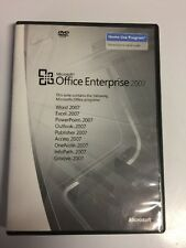 Microsoft Office Enterprise 2007 Full Version Word Excel Power Point Outlook