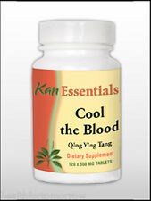 Kan Herbs - Traditionals Cool the Blood 120 tabs