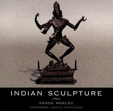 Indian sculpture / text by Grace Morley ; photographs by D.N. Dube, , Morley, Gr