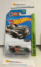 Dodge Viper SRT10 ACR #236 * Zamac * Hot Wheels 2015 * J30
