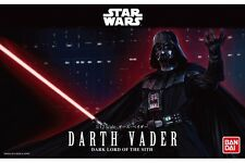 Star Wars Plastic Model Kit 1/12 DARTH VADER Bandai Japan NEW **