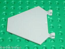 Drapeau LEGO MdStone flag hexagonal ref x1435 17979 51000 / Set 70725 9494 76031