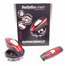 BaByliss 7565U for Men Super Crew Cut **FREE DELIVERY**