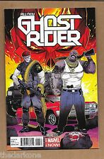 ALL NEW GHOST RIDER #3 SMITH  INCENTIVE VARIANT COVER MARVEL