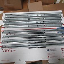 4 Sets HETTICH 'QUADRO' DRAWER SLIDES