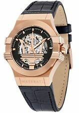 MASERATI POTENZA AUTOMATIC SKELETON MEN'S WATCH BY SECTOR GROUP