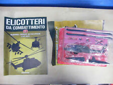 ELICOTTERI DA COMBATTIMENTO 01 MCDONNEL DOUGLAS  APACHE DE AGOSTINI MODELLINO