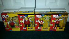 Be Sharp Homer Barney Apu Skinner Mail Away Exclusive LOT Simpsons WOS ALL MISP!