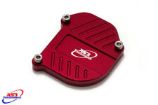 HONDA TRX 250 300 400 450 R X EX CNC ALUMINIUM THROTTLE COVER RED