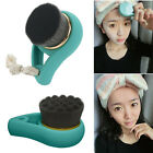 Soft Face Wash Bamboo Charcoal Deep Cleaning Pore Facial Care Cleansing Brush EX