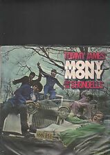 TOMMY JAMES AND THE SHONDELLS - mony mony LP