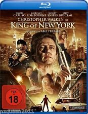 King of New York [Blu-ray] Uncut Version - Actiondrama ! * NEU & OVP *