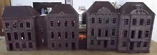20mm Scale Wargaming Terrain Arnhem Bridge House Set of 4