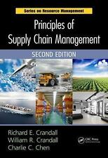 PRINCIPLES OF SUPPLY CHAIN MANAGEMENT, SECOND EDITION - NEW HARDCOVER BOOK
