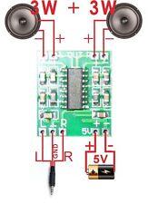PAM8403 Mini Modulo amplificatore digitale 2x3W classe D