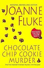 Chocolate Chip Cookie Murder No. 1 by Joanne Fluke (Hardcover)