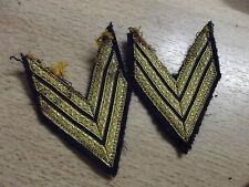 paire galon militaire à identifier n°6