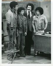 GABE KAPLAN ROBERT HEGYES RON PALILLO WELCOME BACK KOTTER ORIG 1976 ABC TV PHOTO