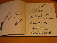 Liverpool FC 1965 FA Cup Winners 'Cup Kings' Signed Book by 10 -Hunt/Yeats/Smith
