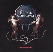 Reunion by Black Sabbath (CD, Oct-1998, 2 Discs, Epic (USA))
