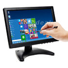 """Touch Screen 10.1"""" IPS HD 1280*800 Color Screen Video Audio for CCTV Monitor PC"""