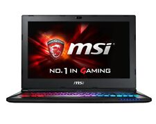 "( RM ) MSI GS60 GHOST PRO-002 15.6"" i7-6700HQ GTX 970M 3GB+128GB SSD+1TB+16GB"